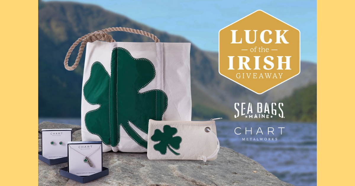 Sea Bags St Patricks Day Giveaway