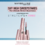 The Maybelline Sky High Sweepstakes