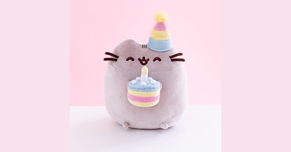 The Pusheen Birthday Giveaway