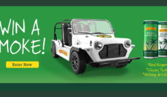 The Reeds Ginger Ale Win A Moke Sweepstakes