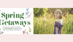 The Spring Getaways Sweepstakes