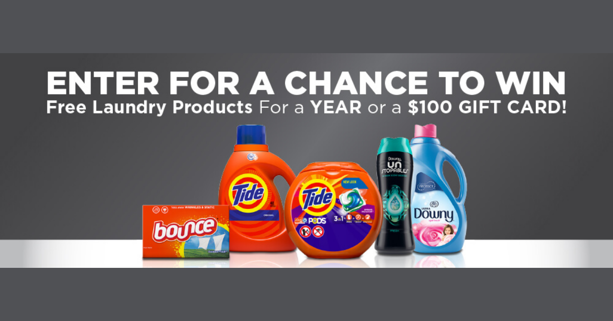 The Tide Sweepstakes