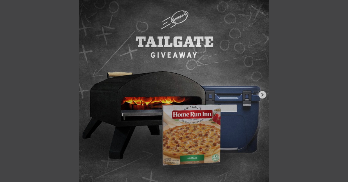 The Ultimate Football Tailgate Giveaway