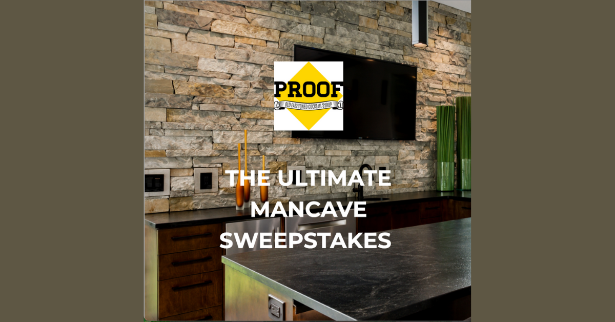 The Ultimate Man Cave Sweepstakes