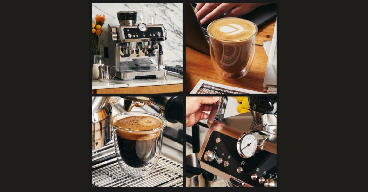 Ultimate Home Espresso Setup from DeLonghi