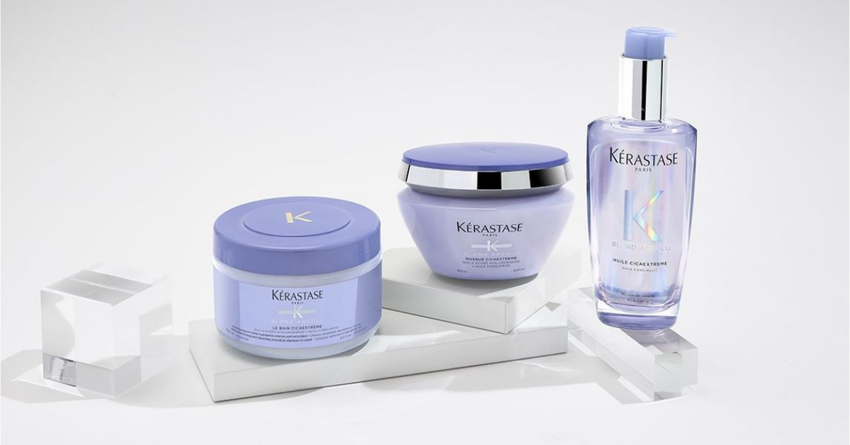 Win A 1 Year Supply Of Blond Absolu From Kerastase