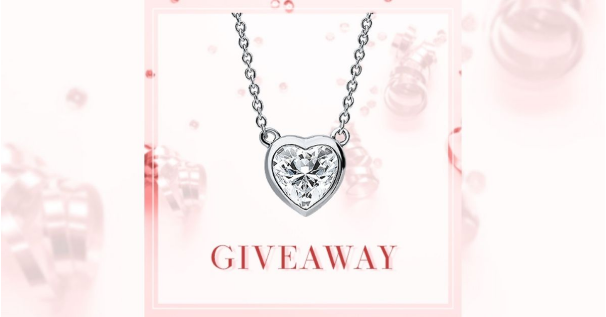 Berricle Pendant Necklace Giveaway