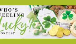 C Kruegers Saint Patricks Day Giveaway