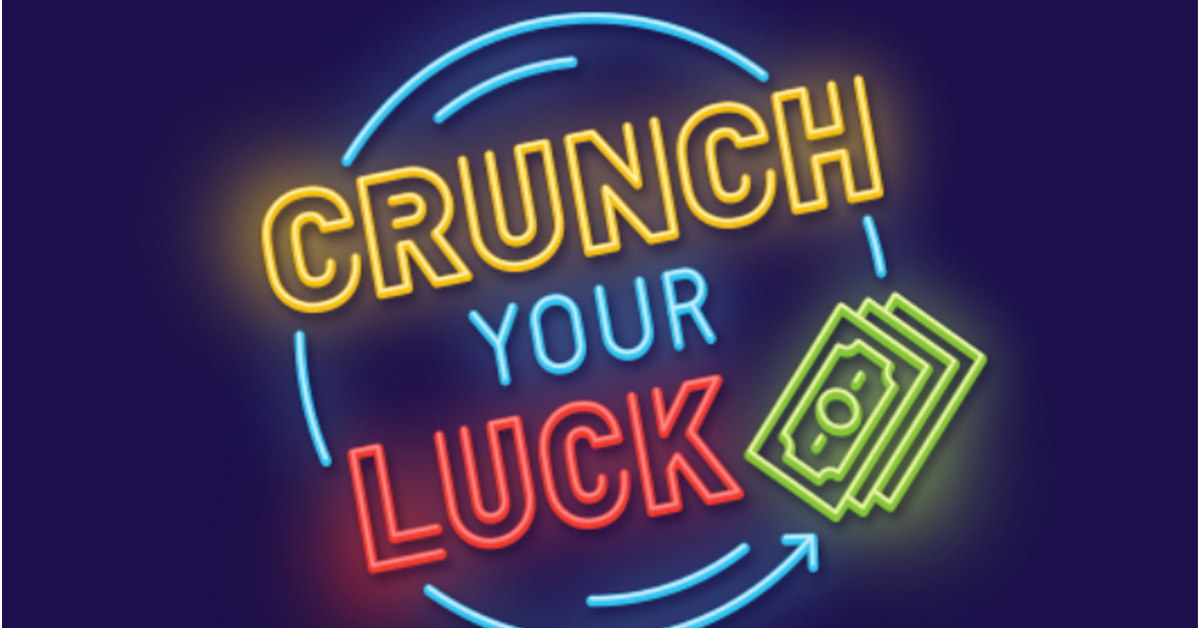 Crunch Your Luck Instant Win Game