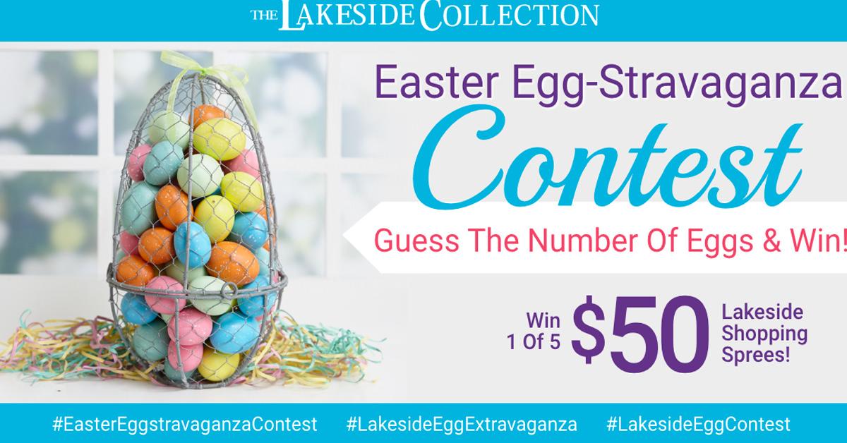 Easter Egg Stravaganza Contest