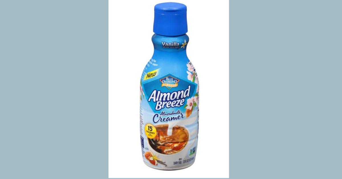 FREE 32 oz Almond Breeze Creamer at Publix