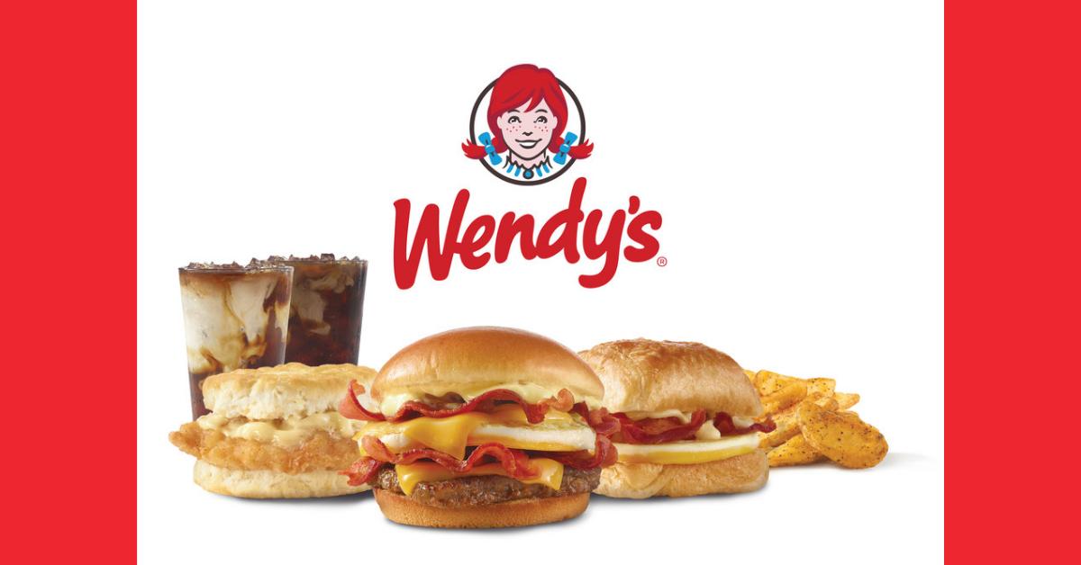 FREE Breakfast Sandwich With Breakfast Purchase At Wendys