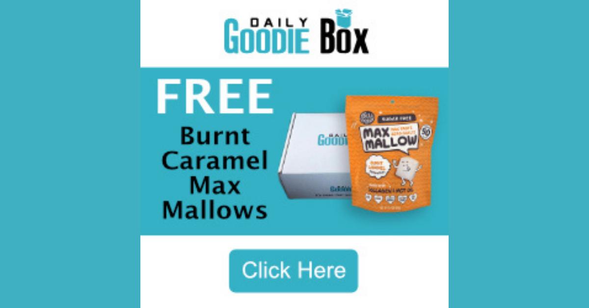 FREE Burnt Caramel Max Mallows