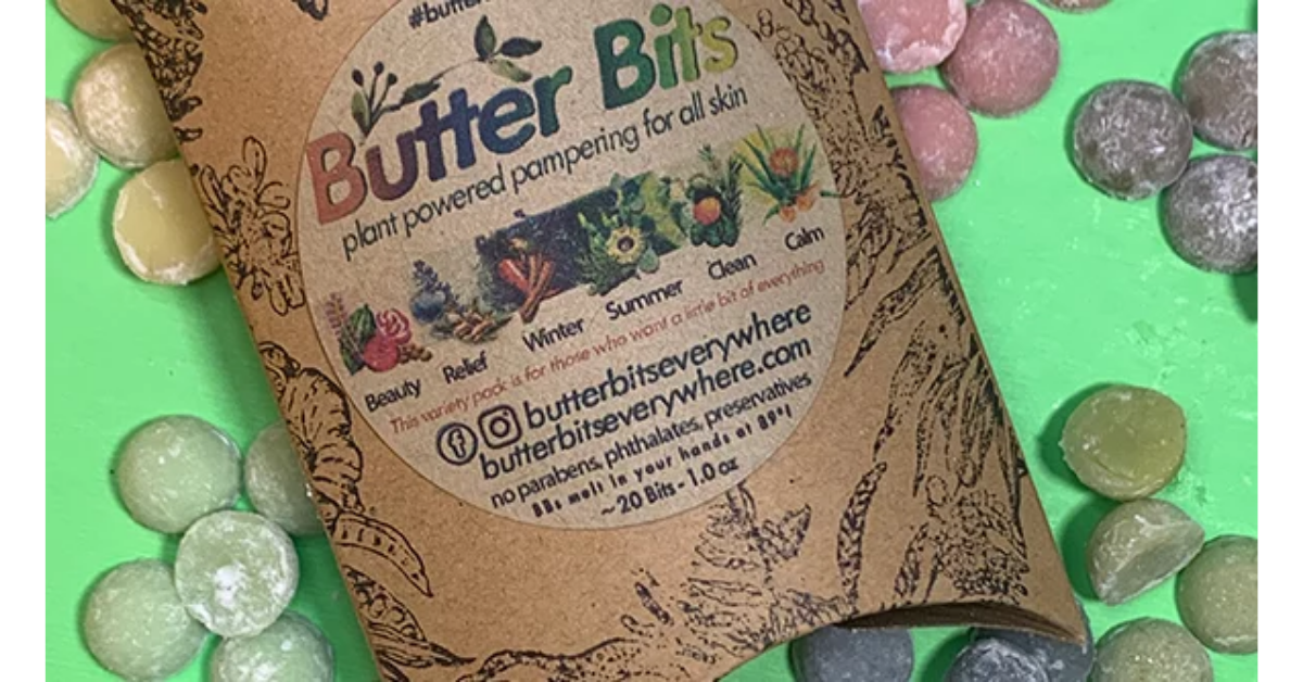 FREE Butter Bits Solid Lotion Bars
