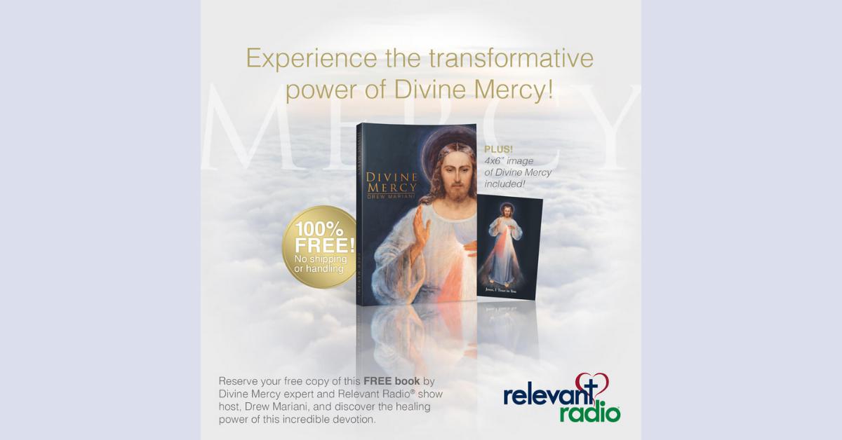 FREE Copy of Divine Mercy by Drew Mariani