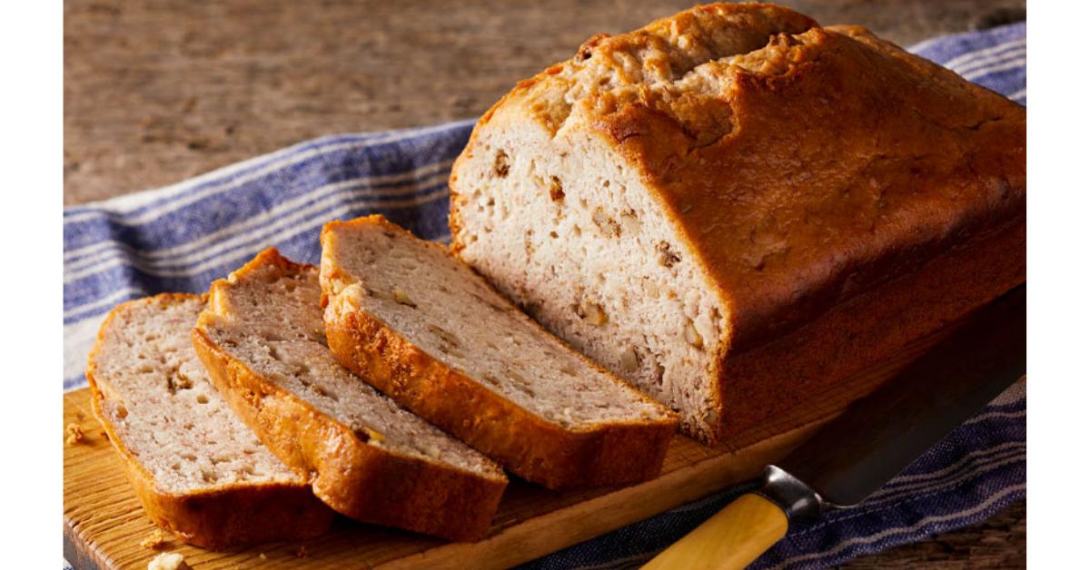 FREE Loaf Of Bob Evans Banana Nut Bread