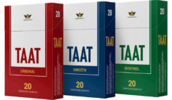 FREE Pack Of Taat Beyond Tobacco Free Cigarettes