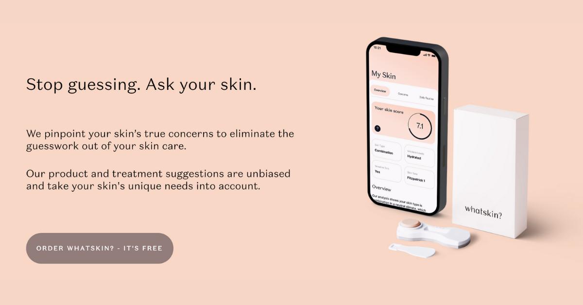 FREE Whatskin Skin Analysis Kit