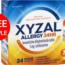 FREE Xyzal Allergy 24HR Allergy Relief Sample