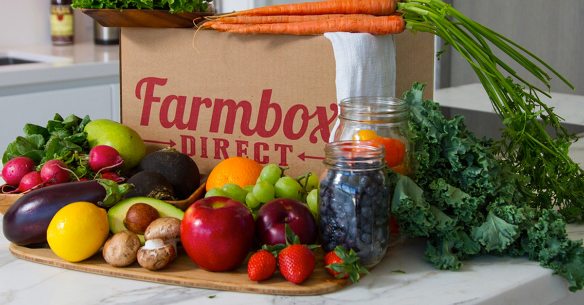 Farmbox Direct Giveaway