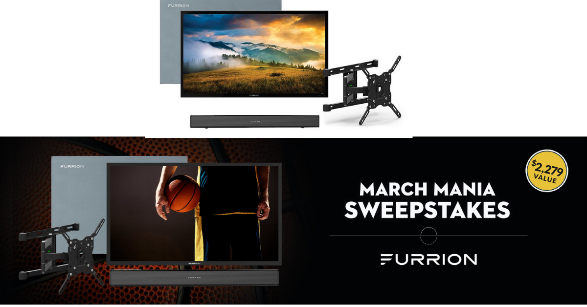 March Mania Sweepstakes