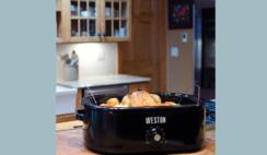 Weston 18 Quart Roaster Oven Giveaway