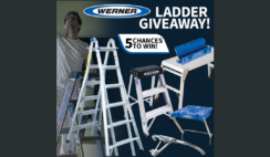Do It Best Werner Ladder Giveaway