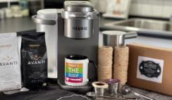 Keurig Machine Plus KCup and Coffee Giveaway