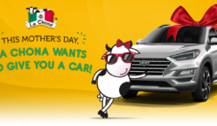 La Chona Mother's Day Car Giveaway Sweepstakes