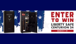 Liberty Safe Centurion 24 Giveaway