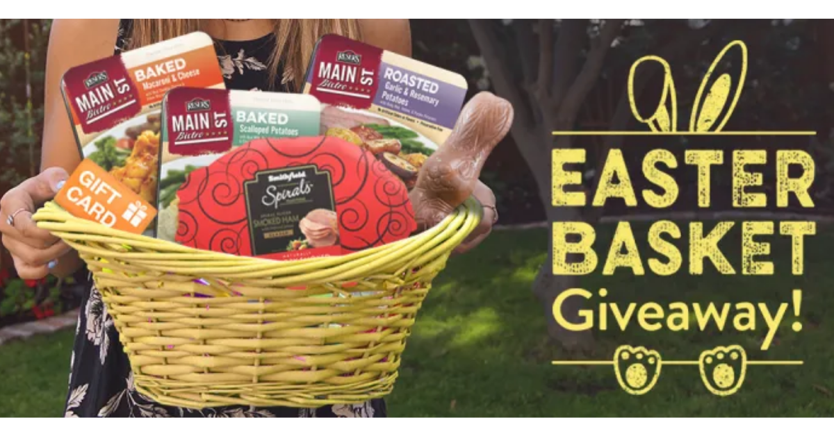 Main St Bistro Easter Basket Giveaway