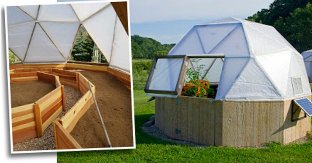 Mother Earth News King Dome Giveaway