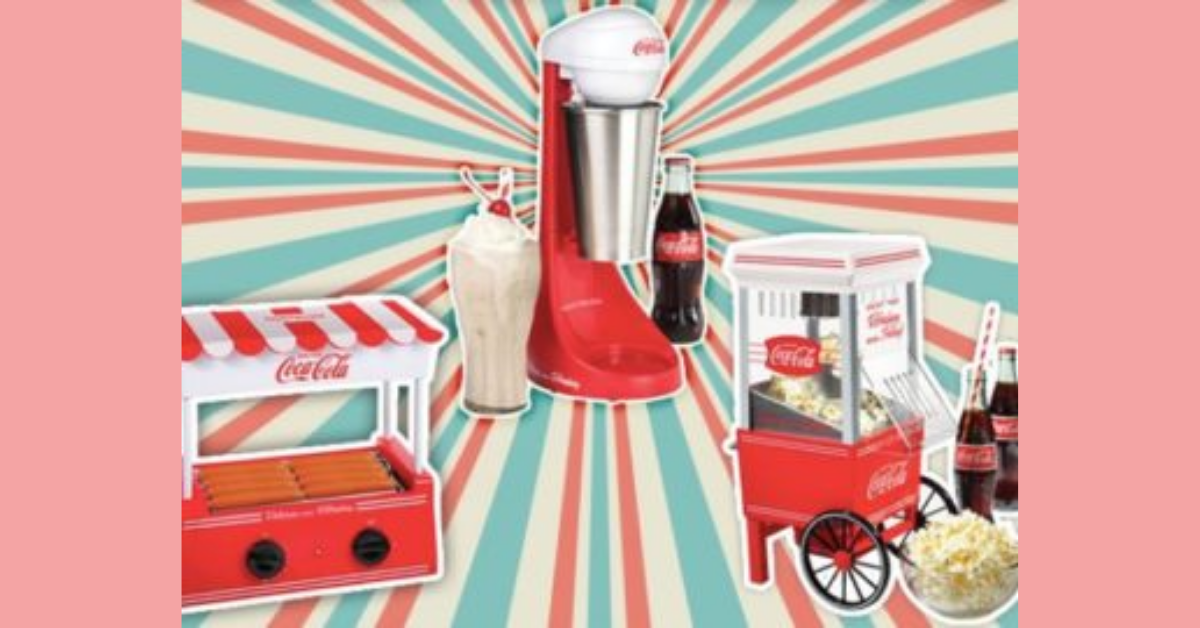 Nostalgia Coca Cola Prize Package Tailgating Challenge