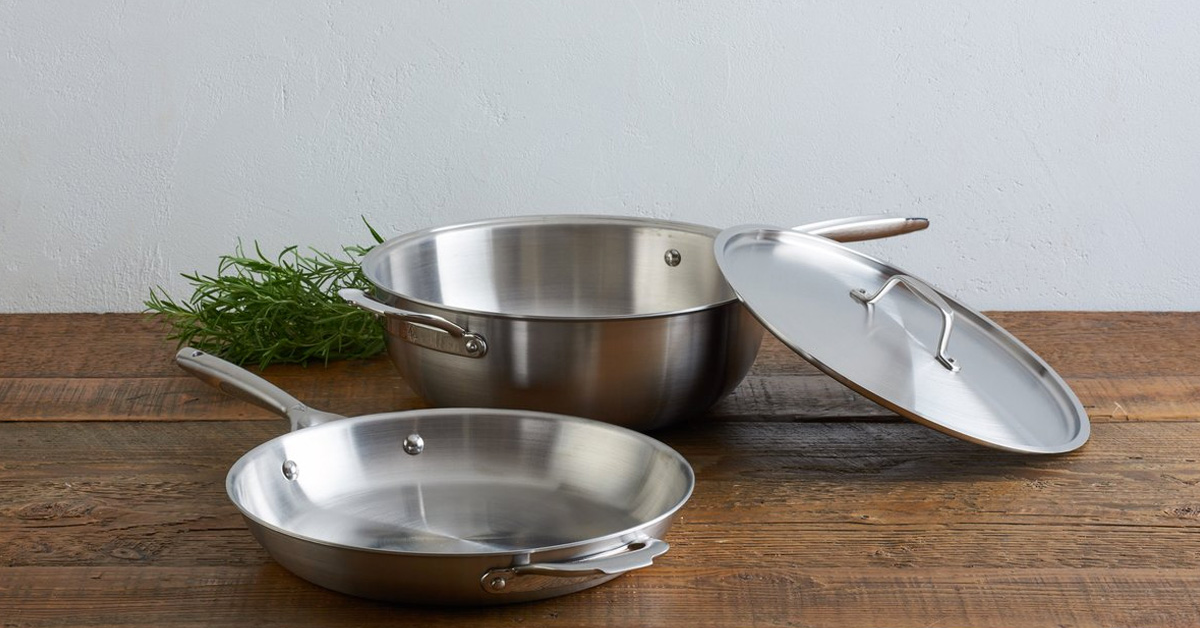 Proclamation Duo Cookware Set Give Away