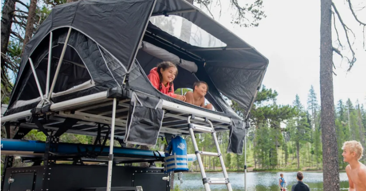 Roof Top Tent Giveaway