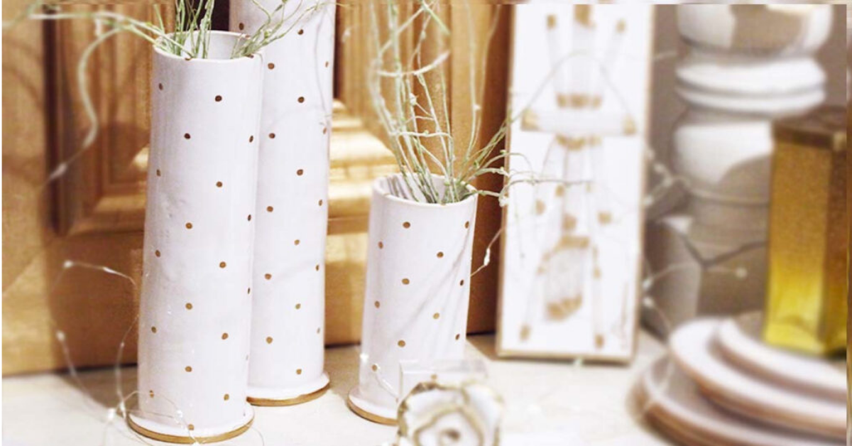 Shelby Pottery Vases Giveaway