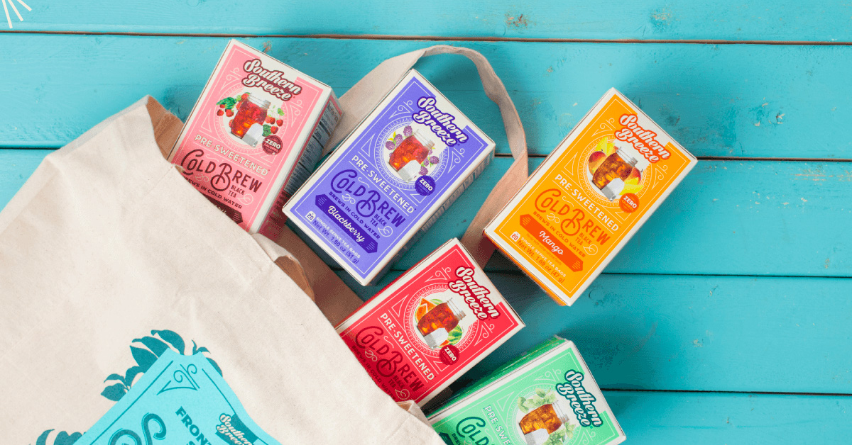 Southern Breeze Tote Bag Giveaway