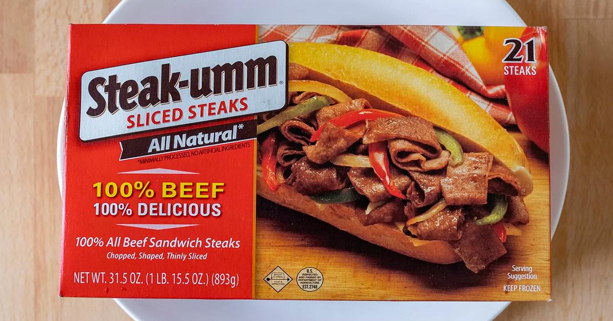 Steakumm Giveaway