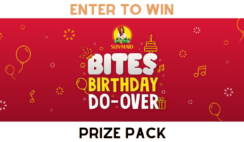 Sun Maid Bites Birthday Do Over Sweepstakes