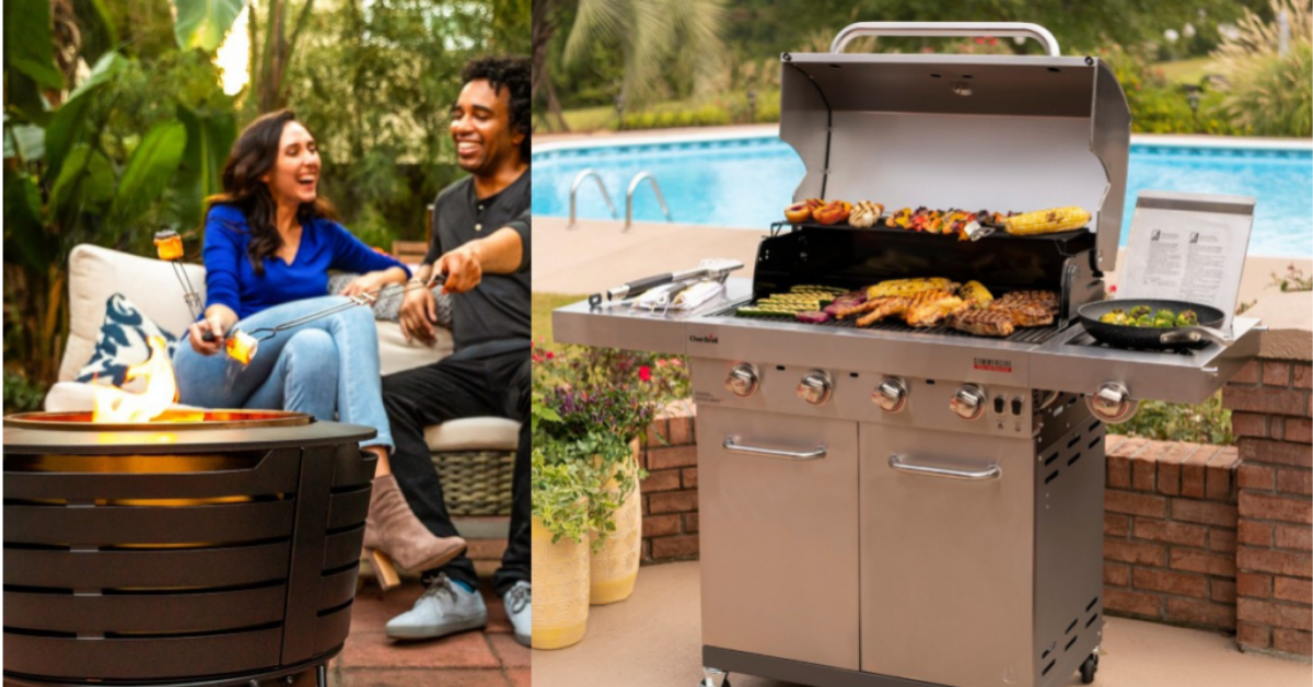 TIKI And CharBroil Spring Sweepstakes