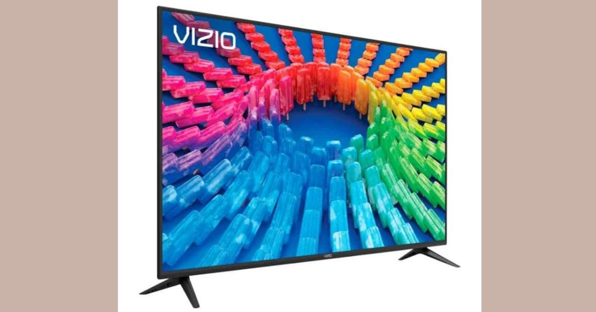 The 2021 March April VIZIO TV Giveaway