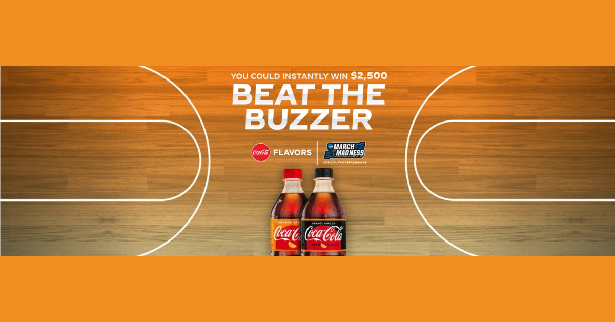 The Beat The Buzzer Instant Win Game