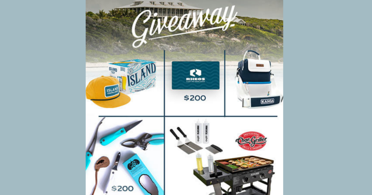 The Big Spring Giveaway