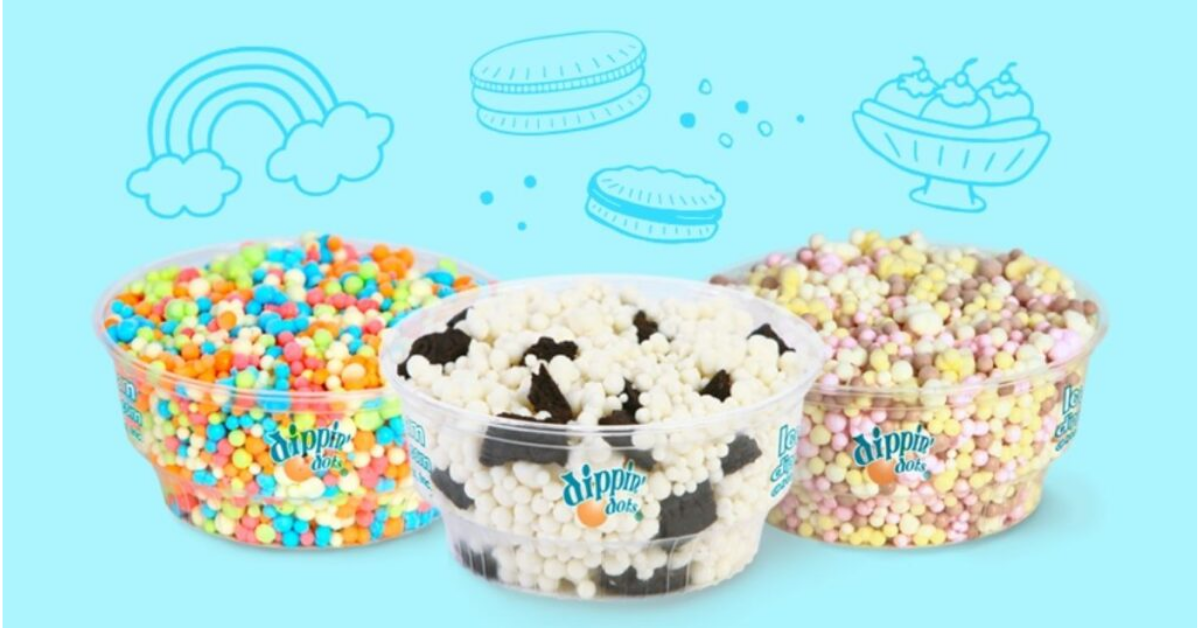 The Dippin Dots Lucky 7 Sweepstakes