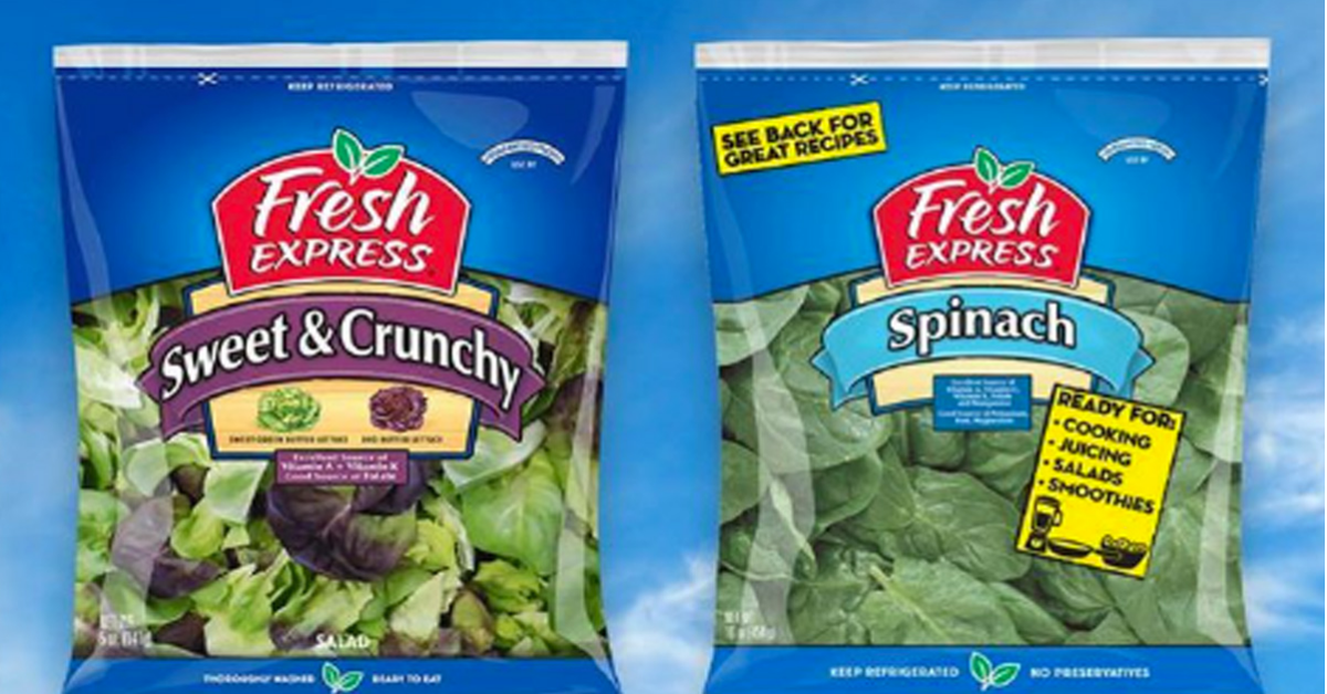 The Fresh Express Exclusive Email Giveaway