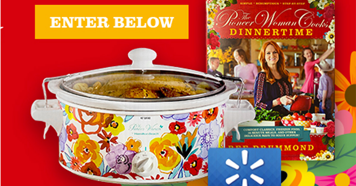 The INSP Get Cookin Sweepstakes