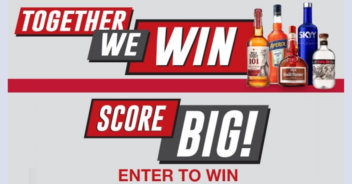 The Together We Win Sweepstakes