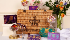 Buckingham Palace Confectionery Hamper Giveaway