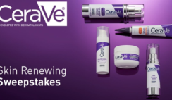 Cerave 2021 Skin Renewing Sweepstakes