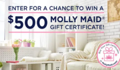 Clean Home for Mothers Day Giveaway